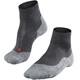 Falke W's TK5 Short Trekking Socks asphalt melange